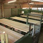 Paketierungsmaschine für Schnittholz